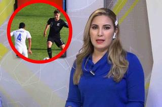 Jenny Fernández sobre paliza a Sub-20 de Honduras: