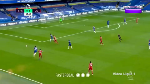 Chelsea 0-1 Liverpool (Premier League 2020)