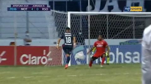 ¡Golazo! Así fue el gol de 'Camellito' Delgado