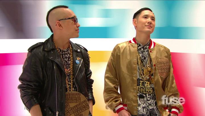 Shows:Top 20:  Far East Movement Web Exclusive Clip 1
