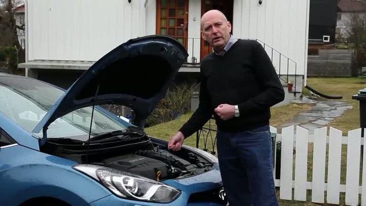 Hvordan sjekke bilen før en lang tur