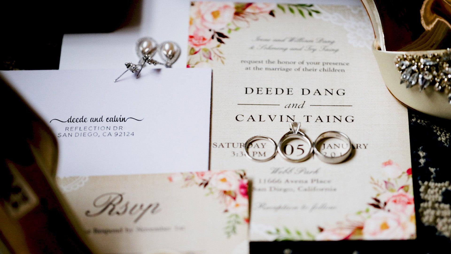 Deede + Calvin | San Diego, California | Pearl Chinese Cuisine