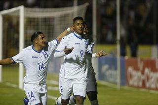 Honduras está venciendo a Panamá con gol de Choco Lozano