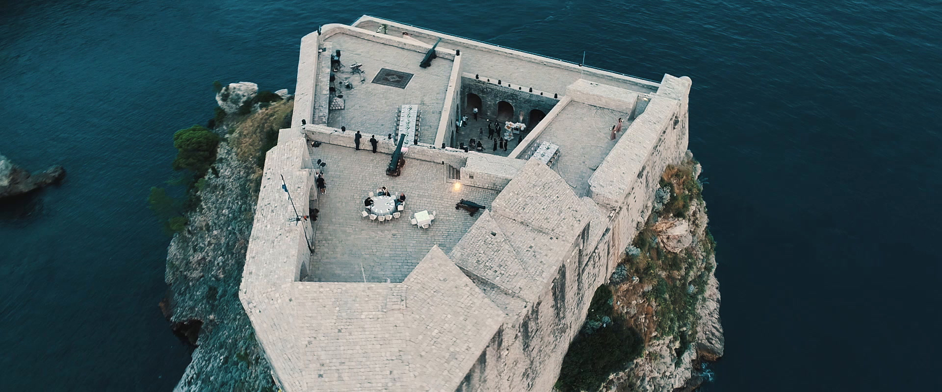 Sarine + Felix | Dubrovnik, Croatia | St. Lawrence fort
