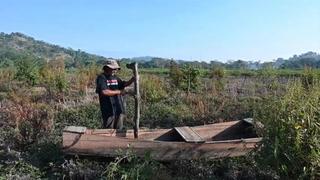 Lagunas desaparecen por mano del hombre y cambio climático en Honduras