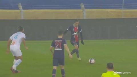 PSG 2-1 Marsella (Supercopa de Francia)
