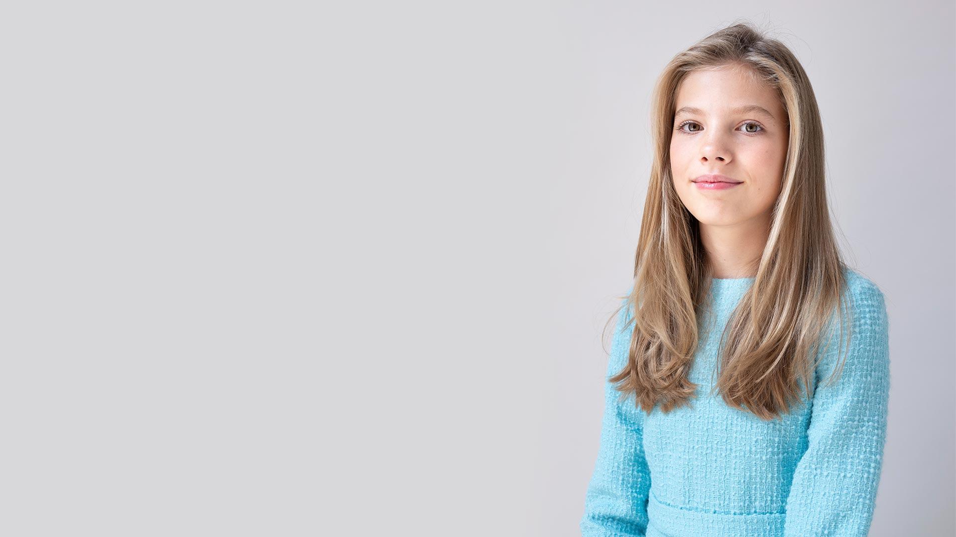 Los 13 años de la infanta Sofía en 13 claves