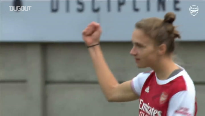 Viv Miedema breaks record with 50th Arsenal goal vs Spurs