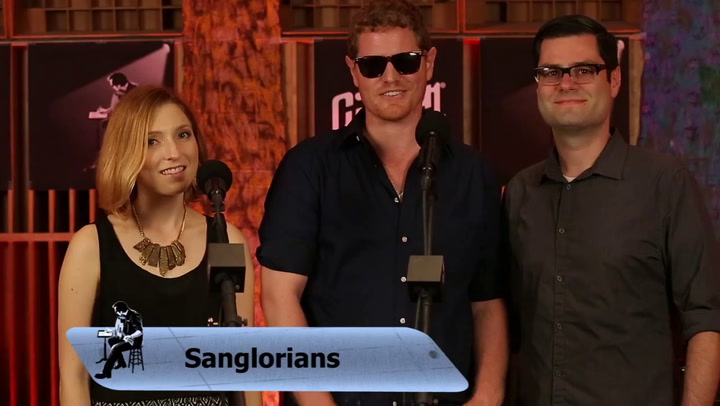 Sanglorians perform Everybody Likes A Pretty Girl on The Jimmy Lloyd Songwriter Showcase
