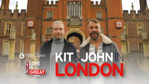 Kit Williamson and John Halbach's GREAT BRITISH ADVENTURE: London