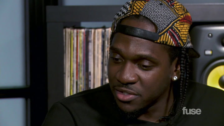 "Interviews: Pusha T: ""I Made the Hip Hop Album of the Year"""