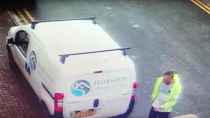 Tyven skulle aldri slått til mot denne varebilen