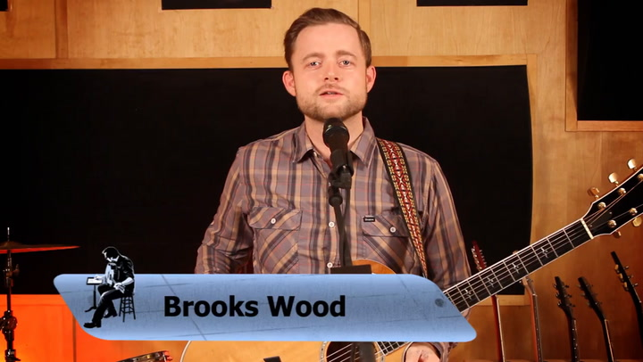 Brooks Lee Wood performs This Damn Bar on The Jimmy Lloyd Songwriter Showcase