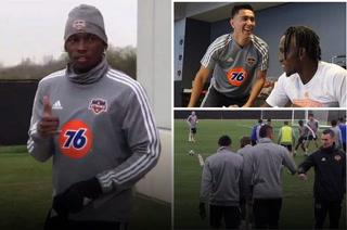 Alberth Elis inicia pretemporada con Houston Dynamo pendiente de su futuro