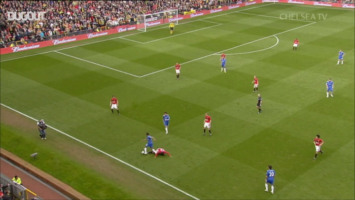 Chelsea secure crucial victory over Manchester United at Old Trafford