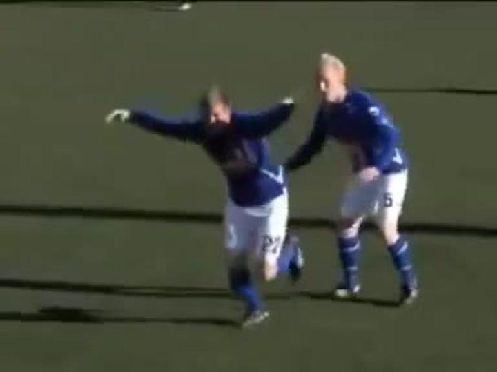 Las estrambóticas celebraciones de gol del Stjarnan islandés, posible rival del Espanyol en la Europa League
