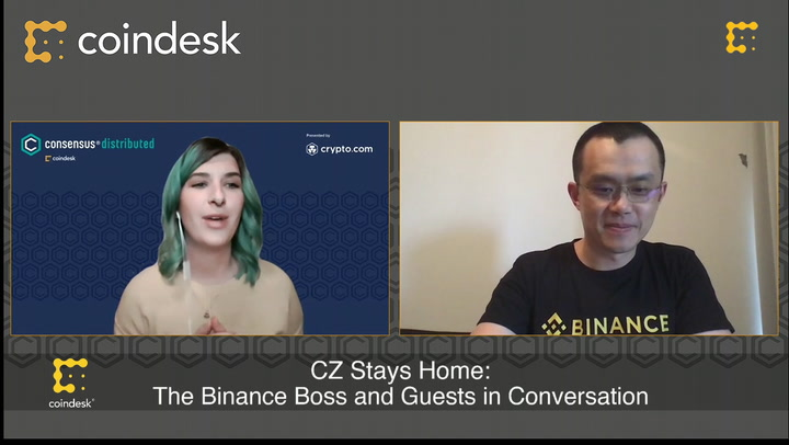 CZ Stays Home: The Binance Boss and Guests in Conversation Part 1 With Bailey and CZ