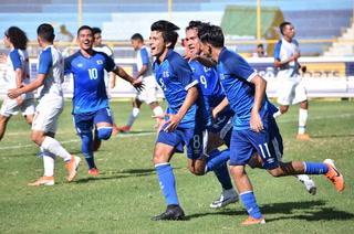 El Salvador elimina a Panamá y se clasifica al Preolímpico de Concacaf
