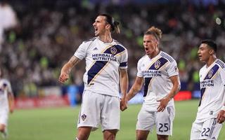 Con hattrick de Zlatan Ibrahimovic, el Galaxy venció a Los Ángeles FC en el clásico del tráfico en la MLS