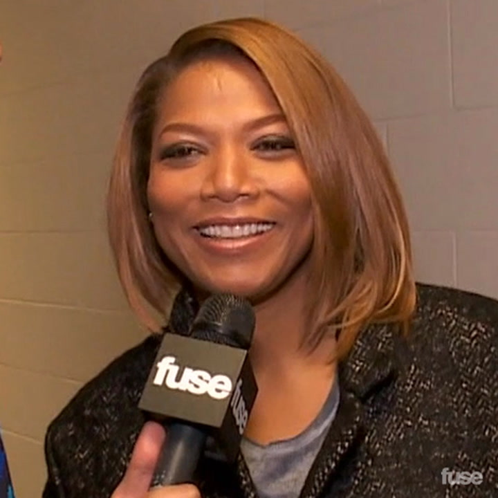 Queen Latifah on Performing at the Super Bowl & Hanging w/ Prince - Super Bowl XLVIII