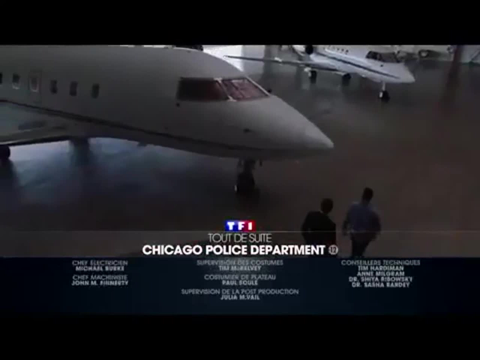 Chicago Police Department : L'échange