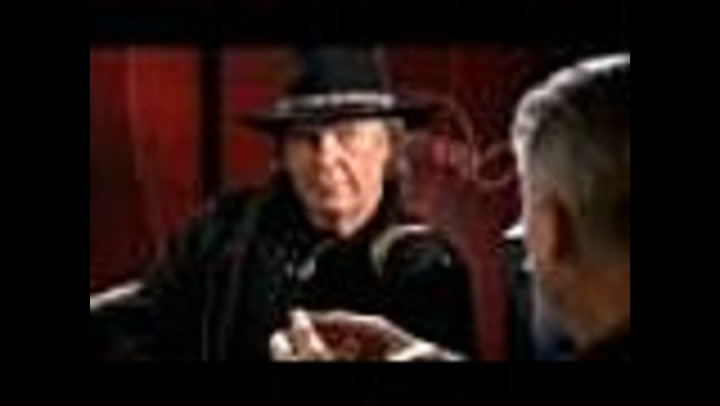 Unscripted With Neil Young and Jonathan Demme