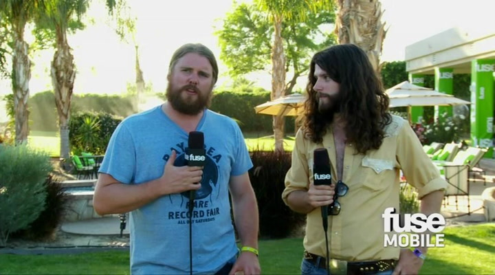 Coachella 2012: Least Amount Of People You've Ever Played For
