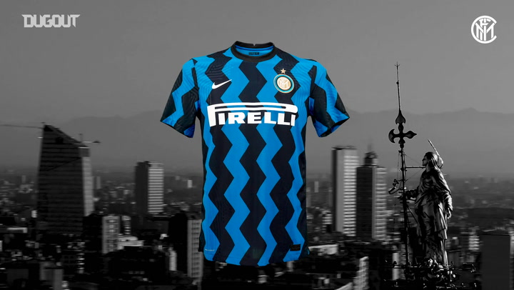 Inter launch official 2020-21 home kit