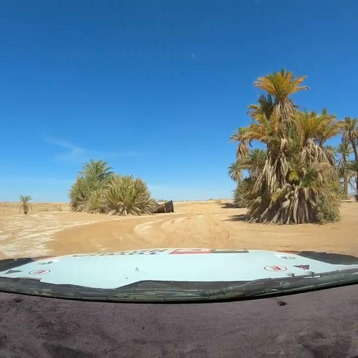 Espectacular 'on board' de Alonso y Coma en Marruecos antes del Dakar