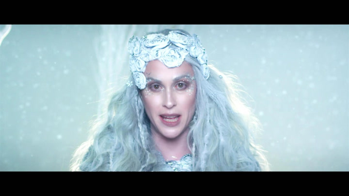 Souleye and Alanis Morissette Bring Real Life Romance for Intense Snow Angel Video