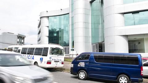 Allanan Casa Presidencial de Costa Rica y detienen empresarios en operación anticorrupción