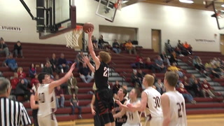 EDC Boys' Basketball: Red River Wins, Devils Lake and Central Fall