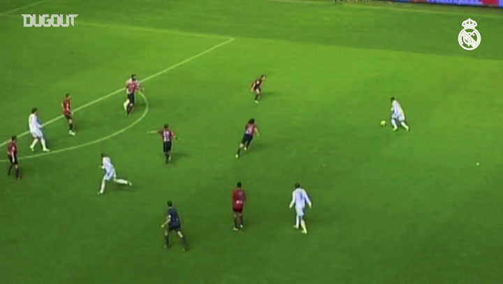 Van Nistelrooy faz quatro em vitória do Real sobre o Osasuna