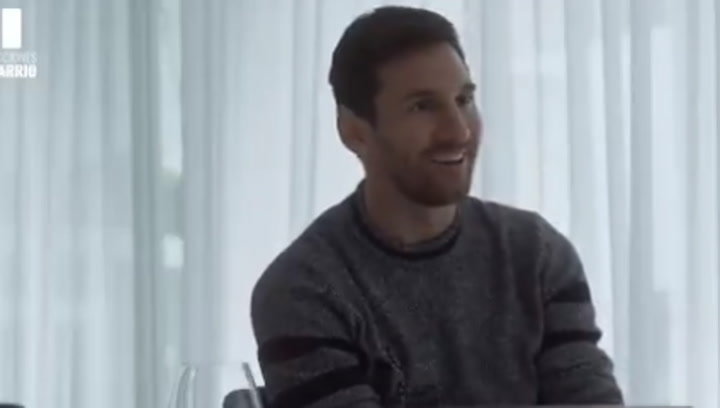 Messi aclara su polémica con Ibai en la entrevista con Évole