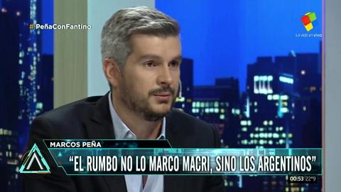 La entrevista completa de Marcos Peña en Animales Sueltos