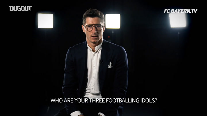 Robert Lewandowski Discusses His Favourite Goals And Matches