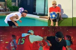 'Fútbol y rumba', la nueva canción de Anuel AA con Sergio Ramos, Leo Messi y Luis Suárez
