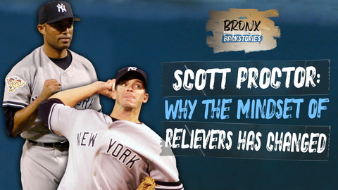 How did former Yankee Scott Proctor pitch so many straight days back in the day? | Bronx Backstories