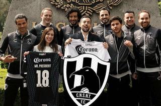 Club de Cuervos, equipo de la famosa serie de Netflix, a punto de ser una realidad en México