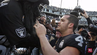 Raiders Fall in Oakland Finale – VIDEO