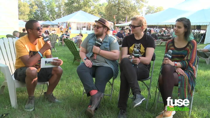 """Of Monsters & Men: """"We Want To See Wilco and Paul McCartney"""" at Bonnaroo 2013"""