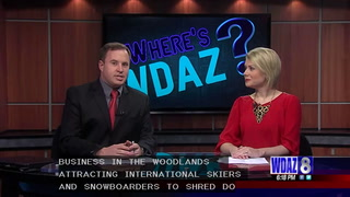 Where's WDAZ? - Frost Fire Ski & Snowboard Area
