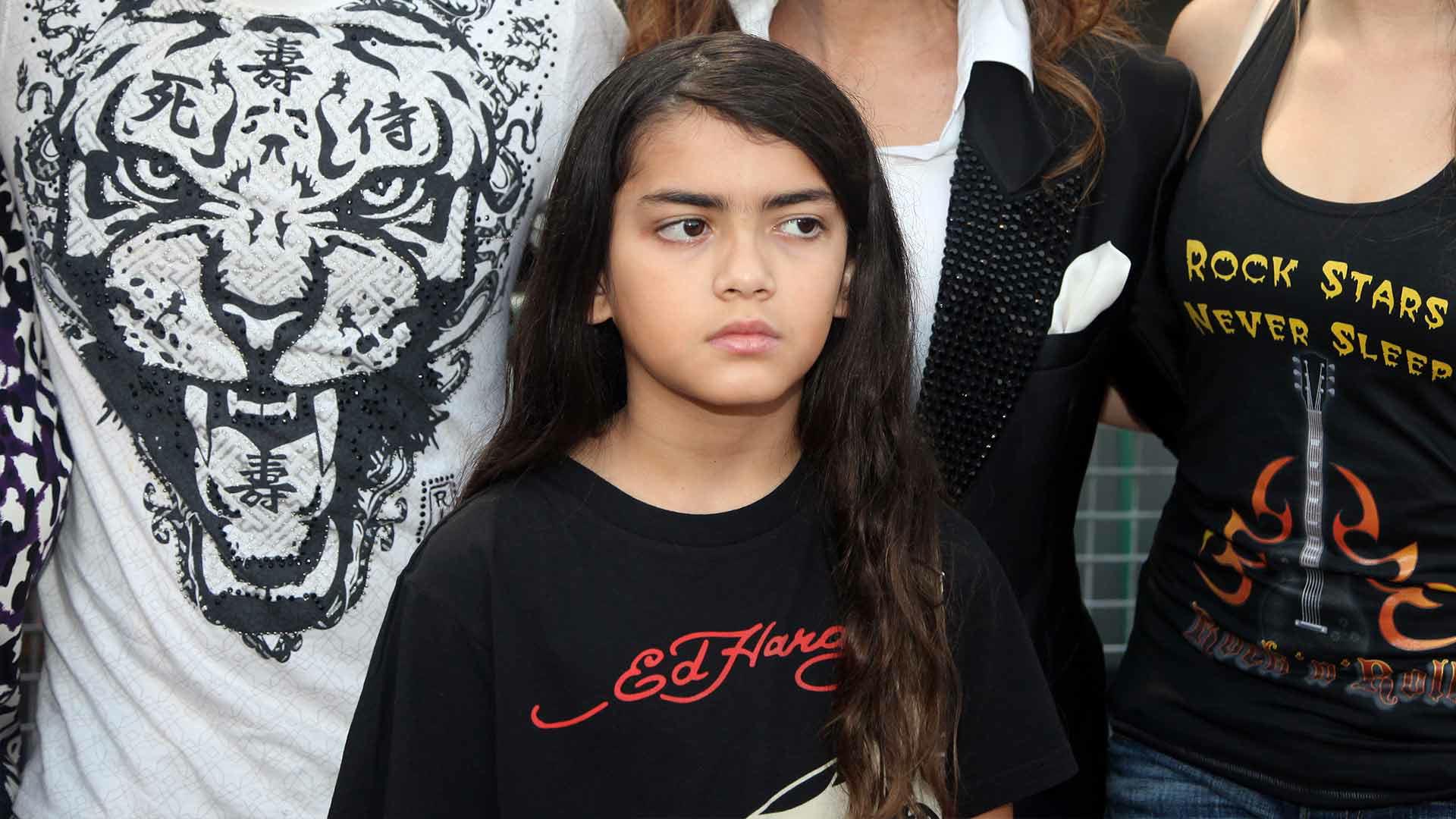 Blanket, el hijo menor de Michael Jackson, ya tiene 18 años: así ha cambiado