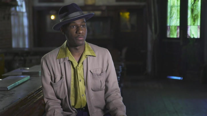 What Drew Leon Bridges to Soul Music