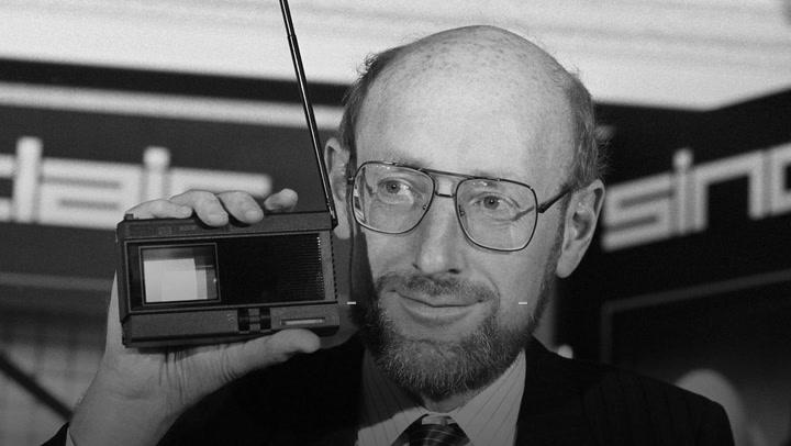 Sir Clive Sinclair, home computer pioneer, dies aged 81