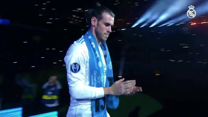 Los mejores momentos de Gareth Bale en el Real Madrid