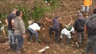 Deslave deja al menos 14 muertos en el suroeste de Colombia
