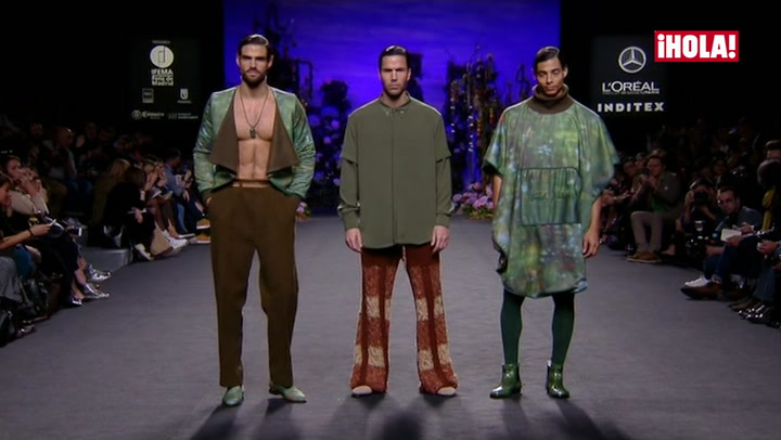 Fashion Week Madrid otoño-invierno 2017-2018: Francis Montesinos