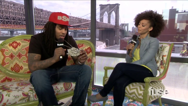 Shows:The Bridge On Fuse:Waka Flocka Offers Yasmine a Chain On One Condition