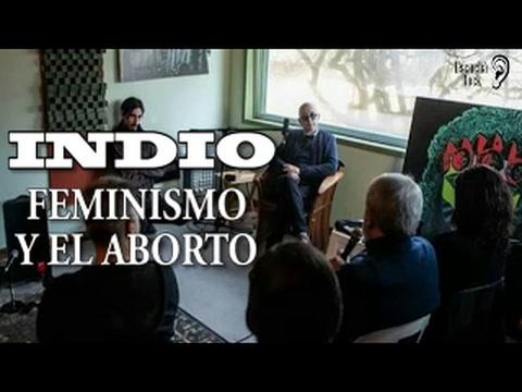 Que sea ley, el mensaje del Indio Solari a favor del aborto legal